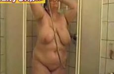 Geile Duits dikkertje live via de webcam