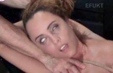 Extreem orgasme tijdens het anal neuken